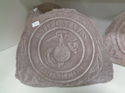 Service Commemoration Stone - MARINES
