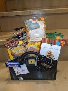 Get Well Gift Basket Box