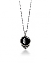 A MoonGlow Necklace