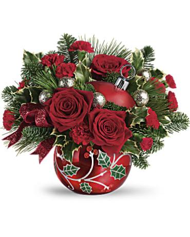 Teleflora\'s Deck The Holly